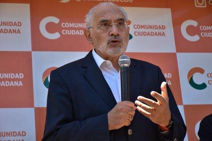 Carlos Mesa, Leader of the Opposition (EFE / Stringer / Archivo)