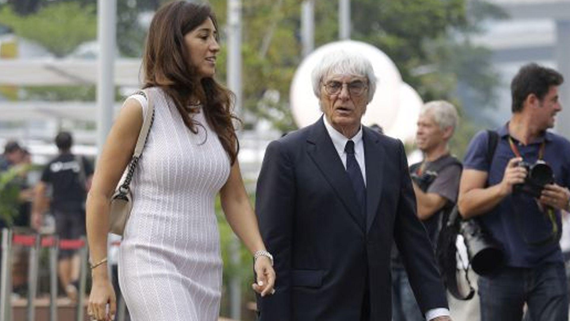 Bernie Ecclestone tiene una fortuna que supera los 3 mil millones de dóalres (AP)