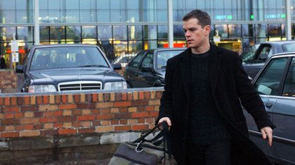 Las películas de Jason Bourne se filmaron en Berlín