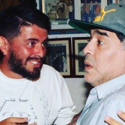 Diego Maradona Sinagra recordó las últimas conversaciones con su padre