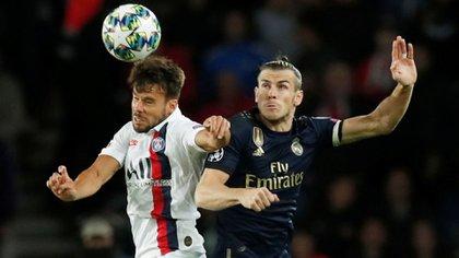 El Real Madrid perdió ante el PSG en su debut en la UEFA Champions League (Reuters)