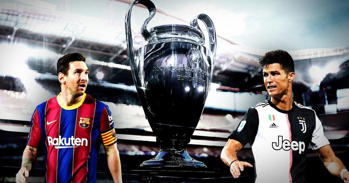 Así quedaron los grupos de la Champions League: el Barcelona de Messi se medirá con la Juventus de Cristiano Ronaldo   - Infobae
