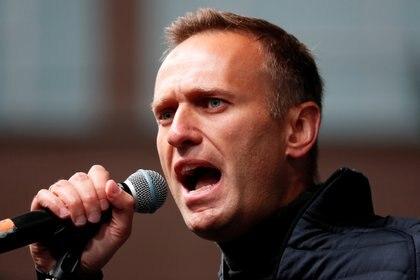 Alexei Navalny en una imagen de 2019 (Reuters)