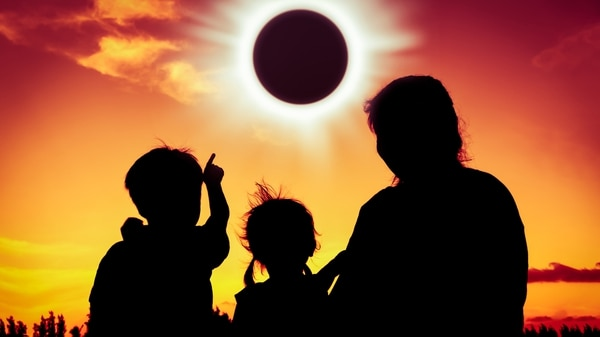 Eclipse solar total (iStock)