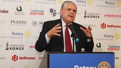 Ricardo López Murphy resaltó la importancia del equilibrio presupuestario para volver a recuperar la senda del crecimiento por habitante