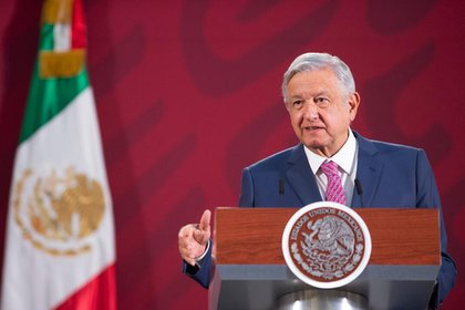 AMLO se enfrentará a las elecciones intermedias de 2021 con la incertidumbre de qué pasará con la contingencia sanitaria por el COVID-19 (Foto: Cortesía Presidencia de la República)