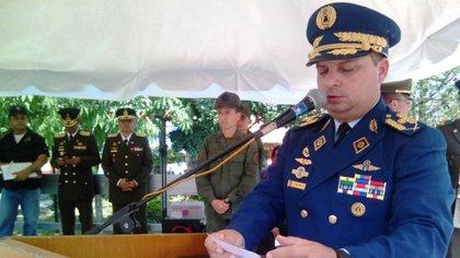 General de División Carlos Antonio Seijas García