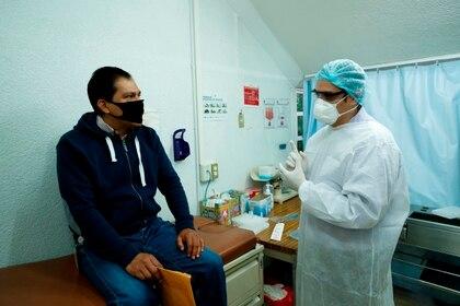 No todos los pacientes del nosocomio son candidatos. (Foto: EFE/José Méndez)