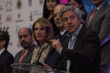 El activista mexicano tildó al gobierno actual de autócrata y soberbio, además señaló que el 2021 será un año clave por las elecciones intermedias (Foto: Andrea Murcia/Cuartoscuro)