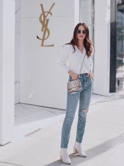 Caitlyn se ha hecho camino en el mundo del lujo desde hace más de una década (Foto: Instagram / @caitlynchase)