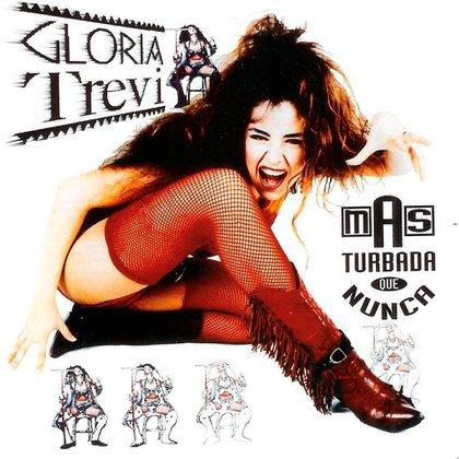 """La tapa de """"Más turbada que nunca"""", otro exitoso disco de la artista"""