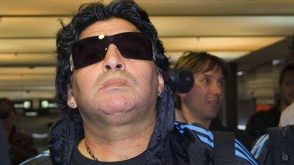 Diego Maradona murió a los 60 años. Durante su vida tuvo una larga lista de problemas de salud (NA)
