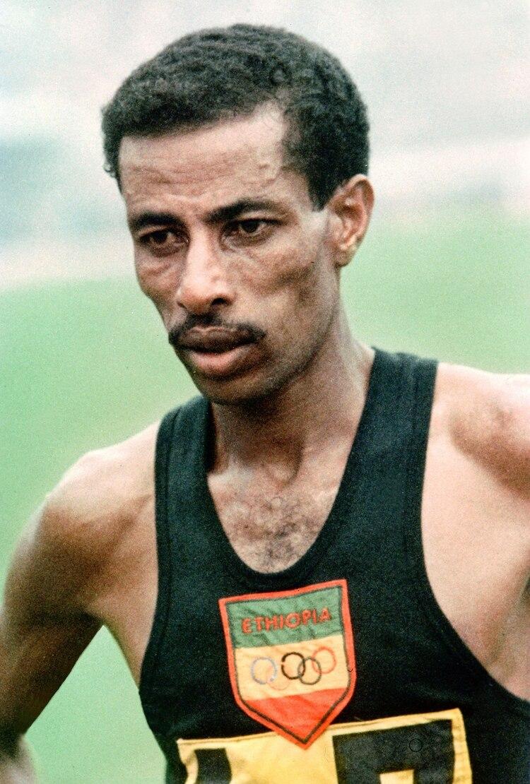 La historia del etíope causó conmoción en el mundo del atletismo (GrosbyGroup)