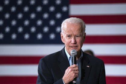 En la imagen, el presidente electo de EE.UU., Joe Biden. EFE/Jim Lo Scalzo