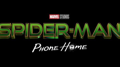 "Tom Holland reveló el poster con ""Phone Home"" (Foto: tomholland2013/Instagram)"