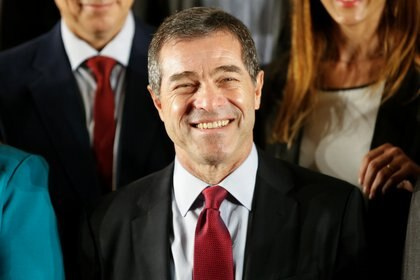 Futuro ministro de Relaciones Exteriores uruguayo, Ernesto Talvi. REUTERS/Mariana Greif