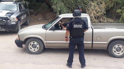 Policía Estatal de Seguridad Pública de Sonora (Foto: Facebook @PESPSon)