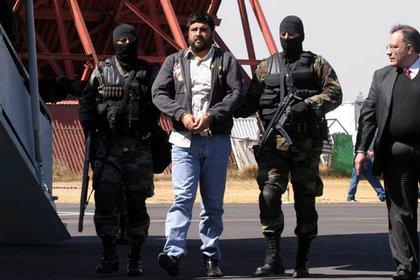 Alfredo Beltrán Leyva fu condenado a cadena perpetua, además del pago de una multa de 529 millones de dólares
