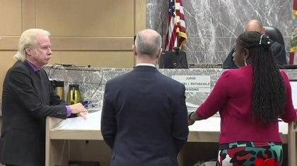 La tía de una de las víctimas fallecidas culpó a la acusada de dejar a 3 niños sin su madre