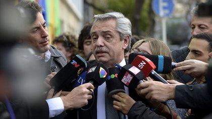 Alberto Fernández viajará a Córdoba la próxima semana (Gustavo Gavotti)
