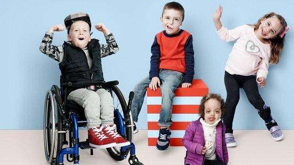 La compañía busca incluira niños condiscapacidad, creando prendas que puedan lograr la autonomía del niño a la hora de vestirse (Target)