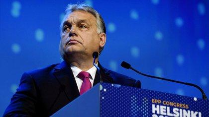 Víktor Orban, primer ministro de Hungría (Reuters)