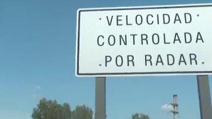 Los controles se realizarán a través de radares móviles y se verificará que se respete el límite permitido (130 km/h en Panamericana y en Oeste)