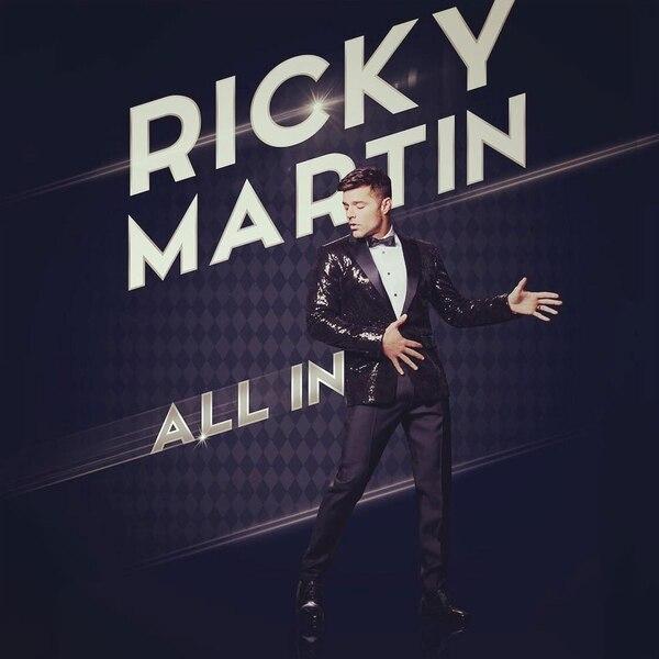 """El cantante vuelve con su show """"All in""""."""