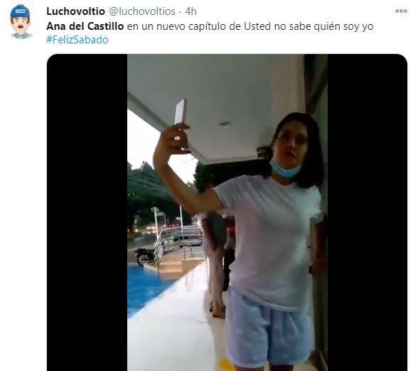 Ana del Castillo video