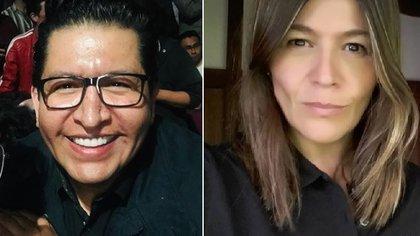 Alex Kaffie no estuvo de acuerdo en la manera que Martha Figueroa se refirió al hijo de Erika Buenfil (IG: kaffievillano/ figuerolas)