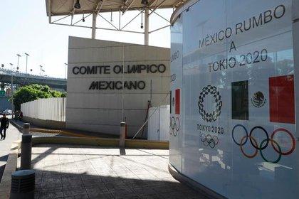 Foto de archivo del Comité Olímpico Mexicano. Ciudad de México. 24 de marzo de 2020. REUTERS/Henry Romero