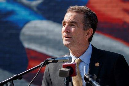 El gobernador de Virginia, el demócrata Ralph Northam (EFE/Shawn Thew/Archivo)