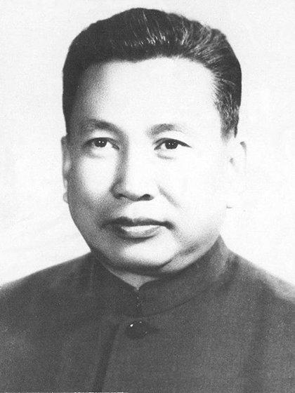 El delirante líder comunista camboyano Pol Pot