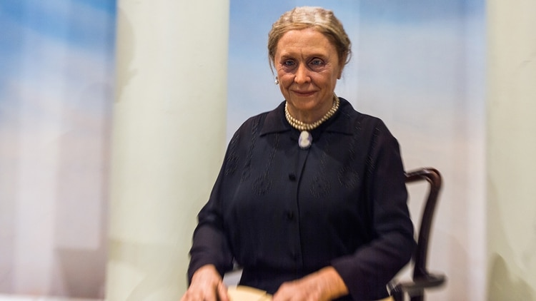 Helen Keller es considerada como una de las mentes más brillantes de América (Shutterstock)