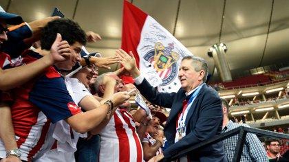Jorge Vergara (Foto: Alfredo Estrella/AFP)