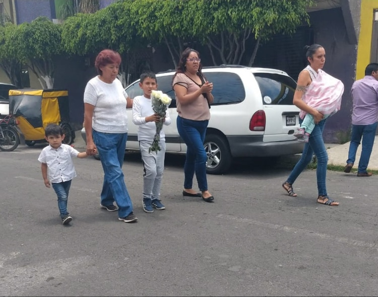 En junio una balacera ocasionó la muerte de un niño de ocho años en la colonia Virgencitas en Nezahualcoyotl, Estado de México Foto: Cuartoscuro