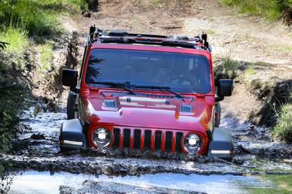 El Jeep Wrangler Rubicon es uno de los más nuevos de la serie (FCA)