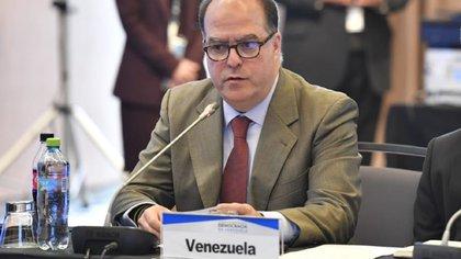 Julio Borges,canciller de Juna Guaidó