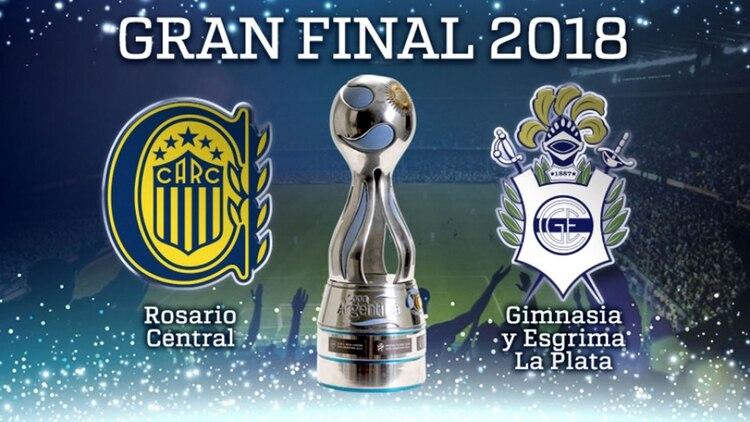 La Final De Copa Argentina Entre Rosario Central Y Gimnasia La Plata