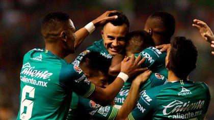 Montes es una de piezas claves del funcionamiento del Club León, que está en tercera posición de la tabla general de la Liga MX (Foto: Luis Ramírez/ EFE)