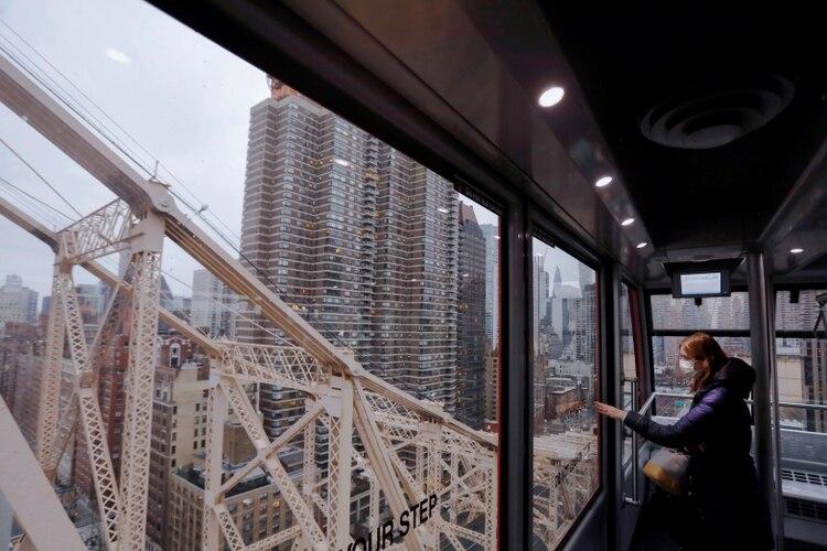 Estados Unidos es el país con más contagios en el mundo, con Nueva York como principal foco de contagios (Reuters)
