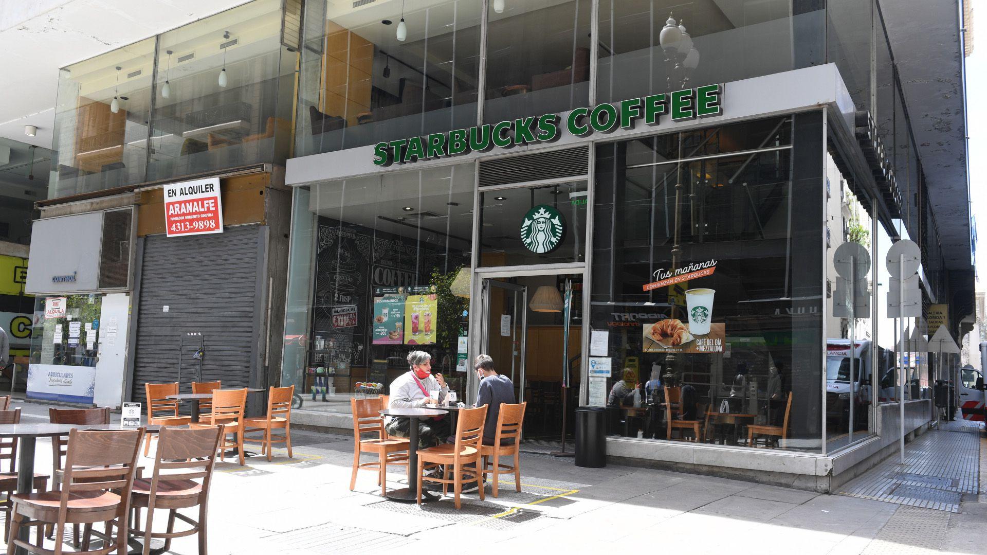Starbucks Café - CABA