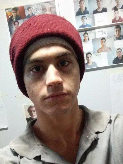 """El actor Gregorio Barrios interpreta a Hernán en la serie """"Apache"""""""