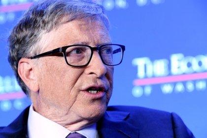 En la imagen el cofundador de Microsoft, Bill Gates. EFE /Lenin Nolly /Archivo