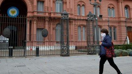 Durante los siete meses de pandemia y cuarentena, la pobreza superó el 40% en Argentina (REUTERS/Agustin Marcarian)