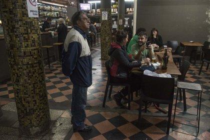 El bar San Bernardo está ubicado en Villa Crespo