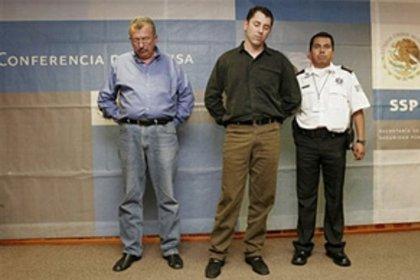 "Juan Diego Espinosa Ramírez, ""el Tigre"" quien era pareja de ""la Reina del Pacífico"" (Foto: borderlandbeat.com)"