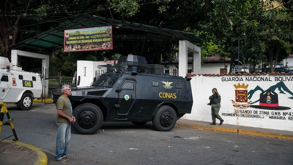 Ordenaron a la Fuerza Armada de Venezuela que esté en alerta máxima ante la jornada de protesta que convocó Juan Guaidó