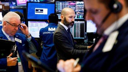 En 2021 Wall Street alcanzó nuevos máximos. (EFE)