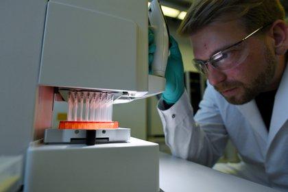 El desarrollo normal de una vacuna toma más de 10 años, pero se ha incrementado los recursos para obtener una efectiva contra COVID-19  REUTERS/Andreas Gebert/File Photo